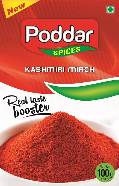 poddar  100G Kashmiri